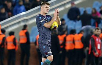Trabzonspor'da Sörloth, Şota'nın performansını geride bıraktı