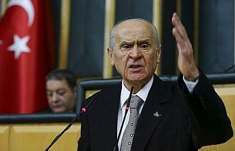 MHP Genel Başkanı Bahçeli: Hepsi aynı alçak ve karanlık yolun yolcularıdır