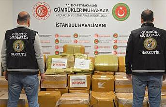 'Sınırları zorlayan' kaçakçılık yöntemleri gümrüğe takıldı