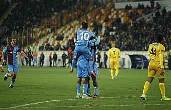 Trabzonspor yeniden lider oldu