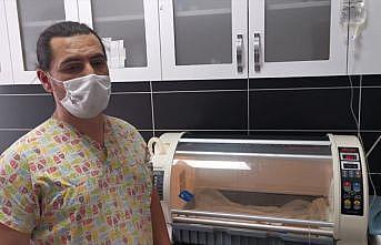 Kocaeli'de yaralı halde bulunan kedi yavrusu cerrahi müdahaleye rağmen 2 bacağını kaybetti