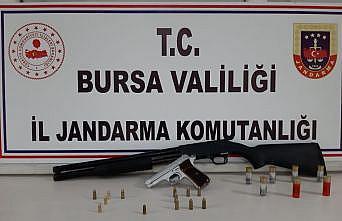 Bursa'da silah kaçakçılığı operasyonunda 7 şüpheli gözaltına alındı