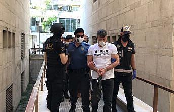 Bursa'da suç örgütü operasyonunda gözaltına alınan 9 şüpheli adliyeye sevk edildi