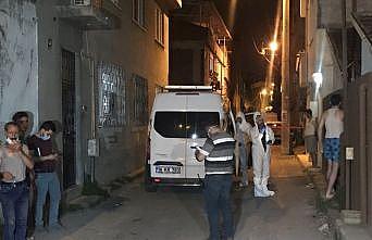 Bursa'da şüpheli ölüm
