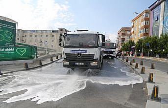 Eyüpsultan'da yaz kampanyası çalışmaları devam ediyor