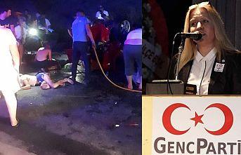 Genç Parti Bursa İl Başkanı'nın öldüğü kazayla ilgili davada tutuklu sanık tahliye edildi