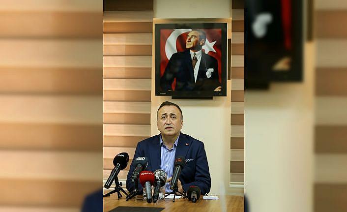 Türkiye Fırıncılar Federasyonu Başkanı Balcı'dan