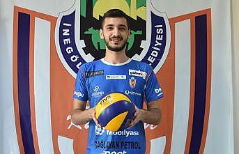 Efeler Ligi ekibi İnegöl Belediyespor, Umut Özdemir'i transfer etti