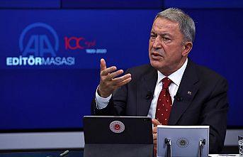 Hulusi Akar: Türkiye'nin gücünü, kuvvetini test etmemek lazım