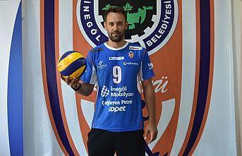 İnegöl Belediyespor Erkek Voleybol Takımı, Caner Dengin'i transfer etti