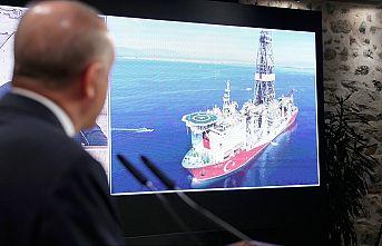 Türkiye tarihindeki en büyük doğal gaz keşfini Karadeniz'de yaptı