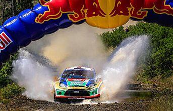 Red Bull pilotu Costa, Dünya Ralli Şampiyonası'nda bir gösteri uçuşu yapacak