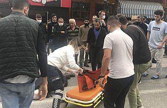 Bursa'da hafif ticari aracın çarptığı yaya hayatını kaybetti