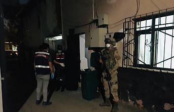 Bursa'da terör örgütleri PKK ve DEAŞ'a operasyon