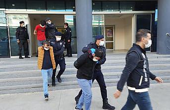 Bursa'daki uyuşturucu operasyonunda tutuklama!