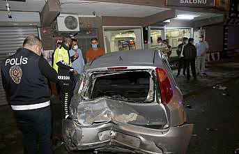 Esenyurt'ta trafik kazası: 1 yaralı