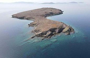 """Kız Adası'nın """"kesin korunacak hassas alan"""" ilan edilmesi"""