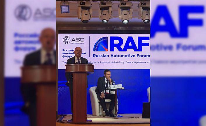 OİB'den Rusya'da Türk otomotiv sektörü tanıtımı