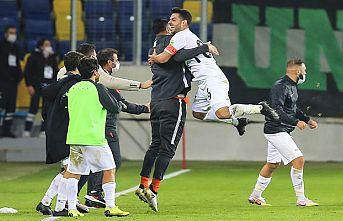 Kocaelispor, Ziraat Türkiye Kupası'nda 4. tura yükselmenin mutluluğunu yaşıyor
