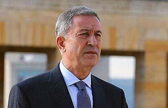 Bakan Akar: ABD'nin yaptırım kararı NATO ittifakını da olumsuz etkileyecek