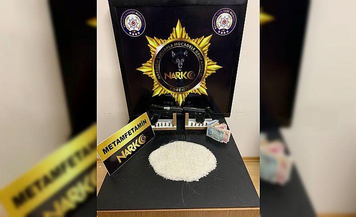 Balıkesir'de uyuşturucu operasyonlarında 5 şüpheli gözaltına alındı