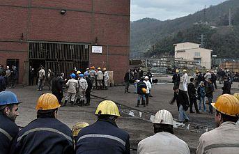 Bir maden işletmesi ve bir iş yeri karantinaya alındı