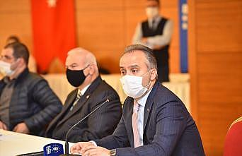 """Bursa'da """"Sıfır Atık Projesi"""" kapsamında günlük 4 bin ton atık enerjiye dönüştü"""