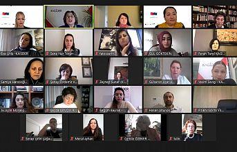 İş Dünyasında Kadın İletişim Ağı Projesi'nin Bursa Çalıştayı yapıldı