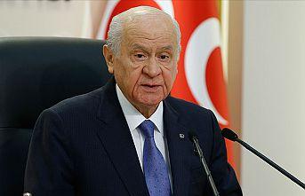 MHP Genel Başkanı Bahçeli: ABD'nin dostluk anlayışı hasımlığa dümen kırmıştır