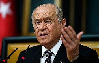 MHP Genel Başkanı Bahçeli aşıda güvensizliği körüklemek isteyenler tepki gösterdi