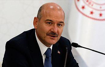 Süleyman Soylu'dan Yunanistan Göç Bakanı'na sert tepki!