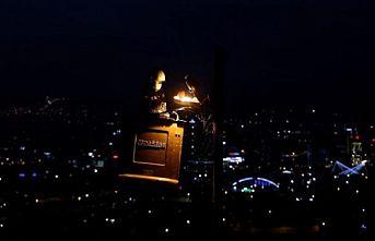 Bursa'da yeni yılı kesintisiz enerji mesaisi ile karşıladılar