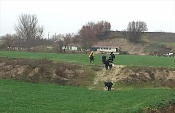 Edirne'de taşan derenin yanındaki evde mahsur kalanlar AFAD tarafından kurtarıldı