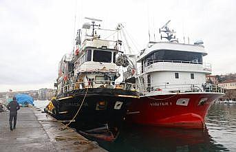 Marmara Denizi'nde lodos 3 gündür etkisini sürdürüyor