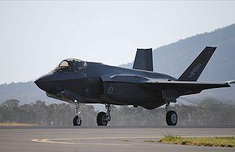 Pentagon F-35'lerin tam kapasite seri üretim kararını askıya aldı