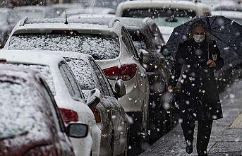 Türkiye'nin büyük bölümünde bugün yağmur ve kar etkili olacak