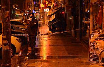 Beykoz'da silahlı saldırı: 1 ölü, 1 yaralı