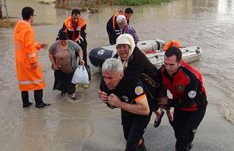 Edirne'ye bir ayda metrekareye geçen yıl aldığının yarısı kadar yağış düştü