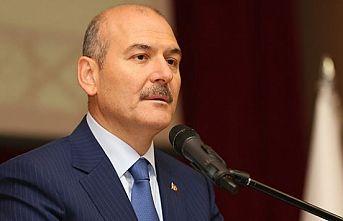 """İçişleri Bakanı Soylu, """"İl Göç İdaresi Müdürleri ile Yıllık Değerlendirme Toplantısı""""nda konuştu: (2)"""