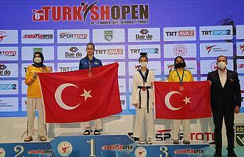 Türk Telekom Spor Kulübünün amatör branşlardaki sporcularından 5 altın madalya