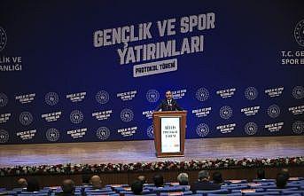 Gençlik ve Spor Bakanlığından Bitlis'e spor ve gençlik yatırımı