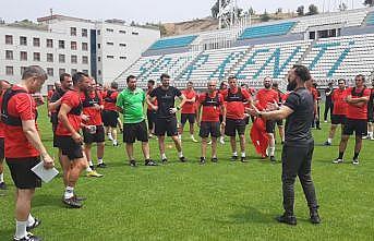 """Futbolda """"Atletik Performans Antrenörlüğü Antrenör Eğitim Programı""""nın 3. aşaması başladı"""