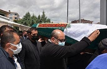 Şarkıcı Rafet El Roman'ın vefat eden babasının cenazesi Tekirdağ'da toprağa verildi