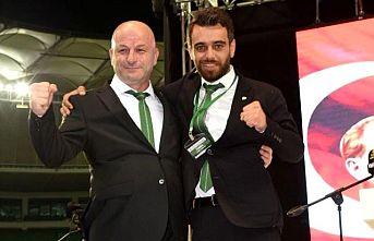 TFF, Bursaspor Kulübü başkanlığına seçilen Hayrettin Gülgüler'i tebrik etti