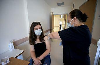 Trakya'da 18 yaş üzerindekiler aşılanıyor