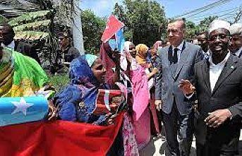 10. yılında Erdoğan'ın Somali ziyareti: Bir halka umut olmak