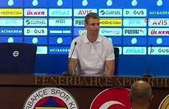 Fenerbahçe-HJK Helsinki maçının ardından