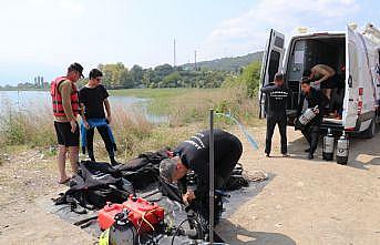 Sakarya'da serinlemek için girdiği gölde kaybolan kişinin cansız bedenine ulaşıldı