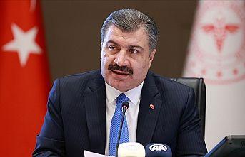 """Sağlık Bakanı Fahrettin Koca: """"Yalova artık mavi"""""""