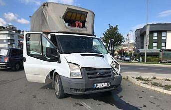 Sakarya'da kamyonetin çarptığı kişi öldü